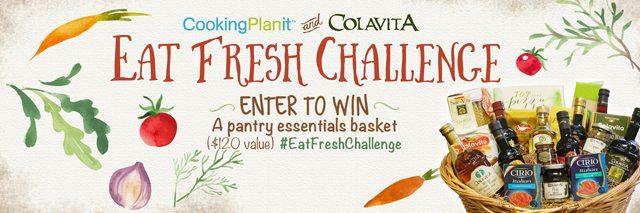 Colavita Pantry Essentials #Giveaway #EatFreshChallenge