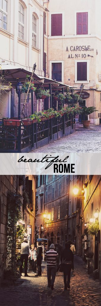 Beautiful Rome. What we saw and experienced in Beautiful Rome. www.livelaughrowe.com
