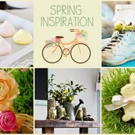 Lovely Spring Inspiration! www.livelaughrowe.com