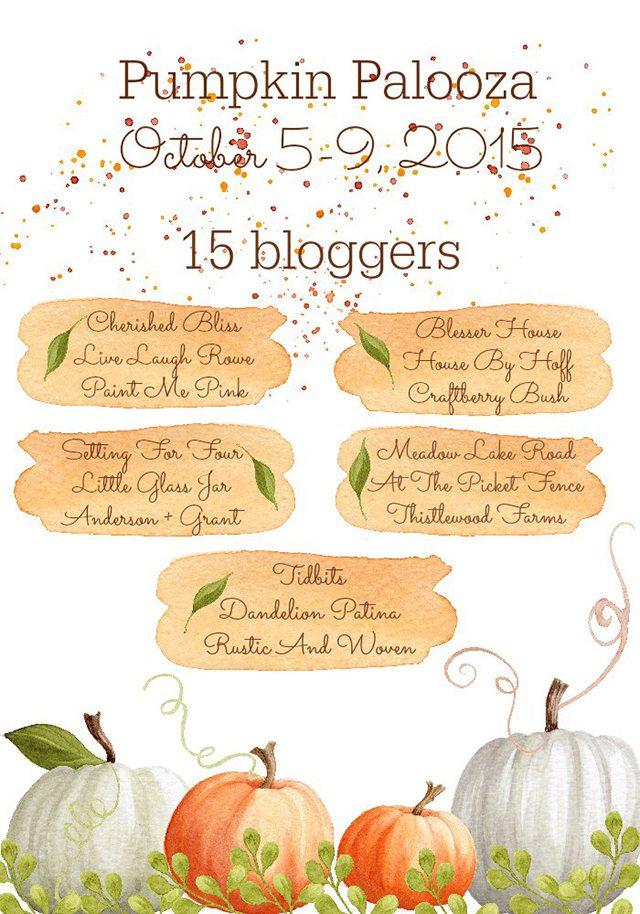 Country Living Pumpkin Palooza! 15 pumpkin projects to inspire you.... www.livelaughrowe.com