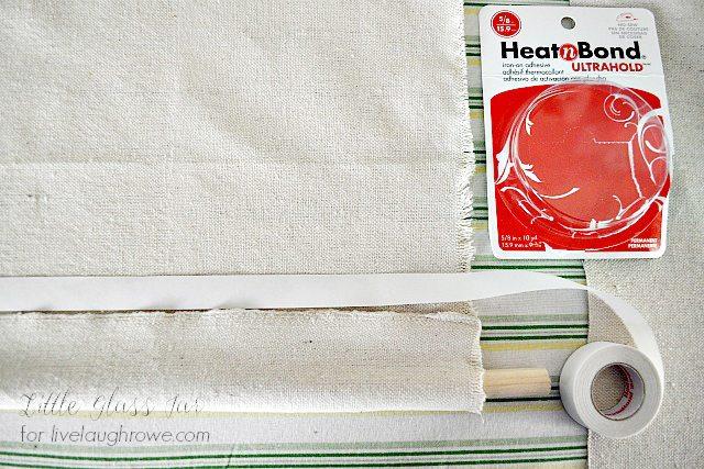 DIY Autumn Banner. Supplies Needed