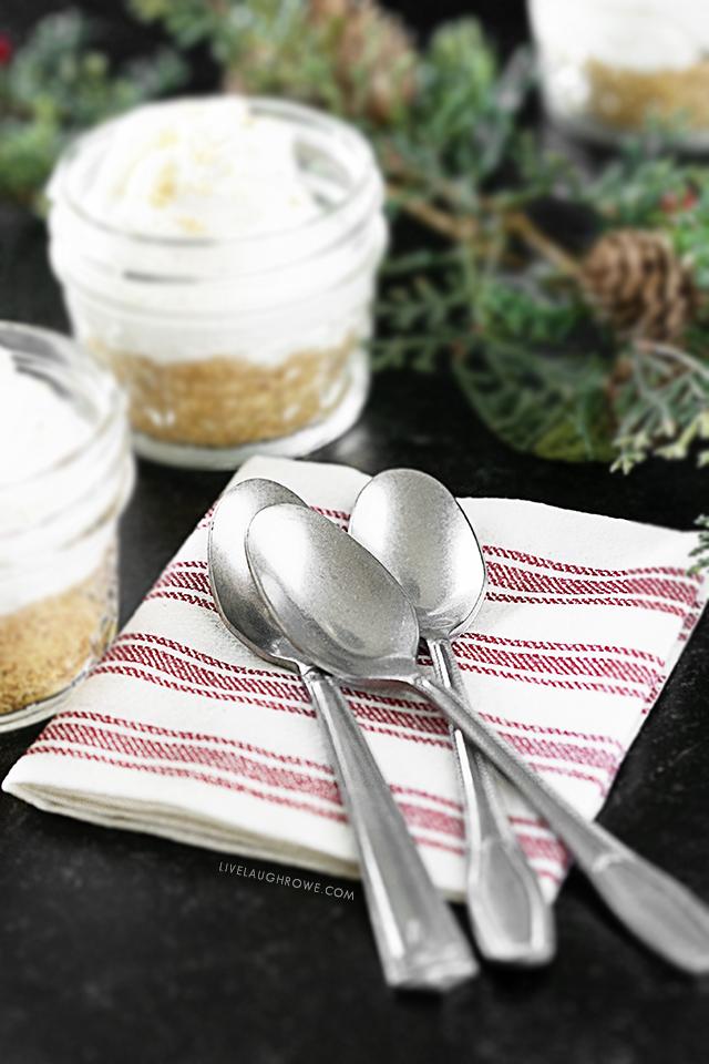 Small Dessert Spoons
