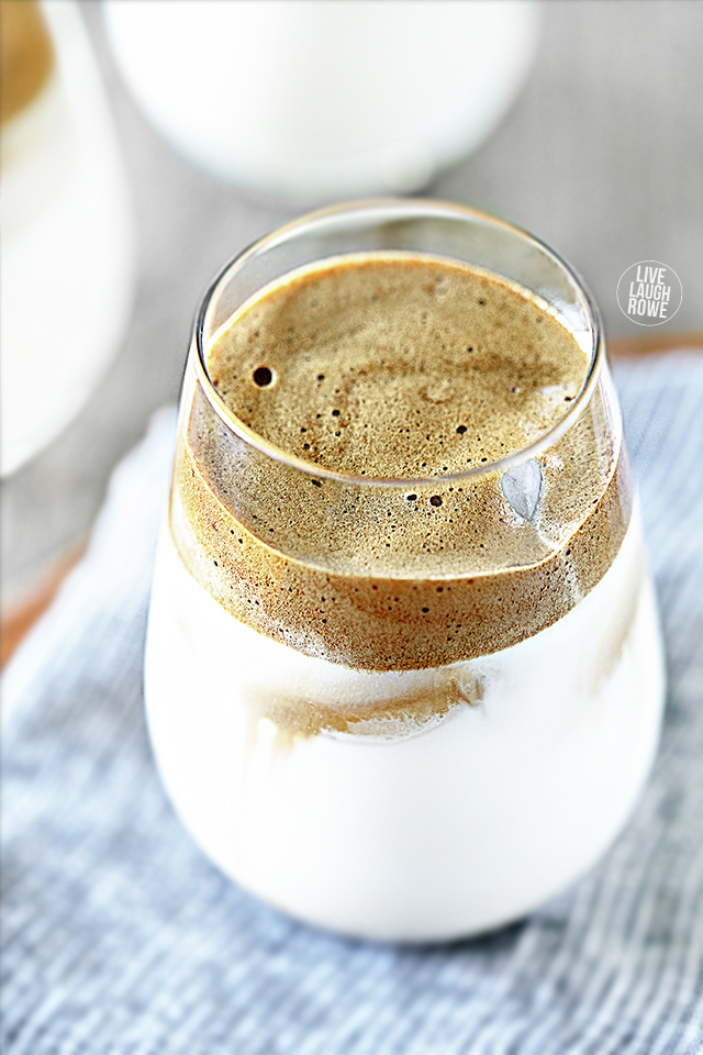Dalgona Espresso Coffee