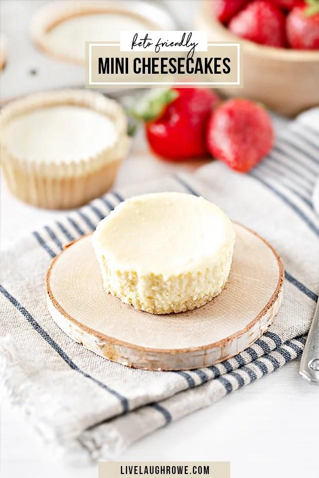 Keto Cheesecake Recipe