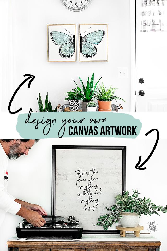 canvas artwork