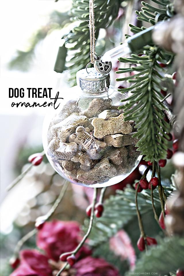 Dog Treat Ornament