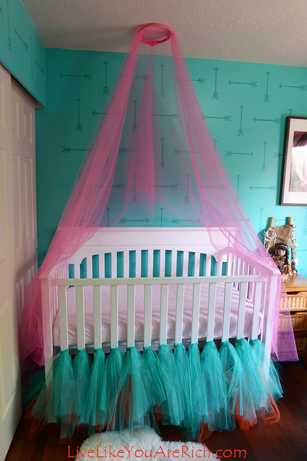 How Make Canopy Bed Without Posts