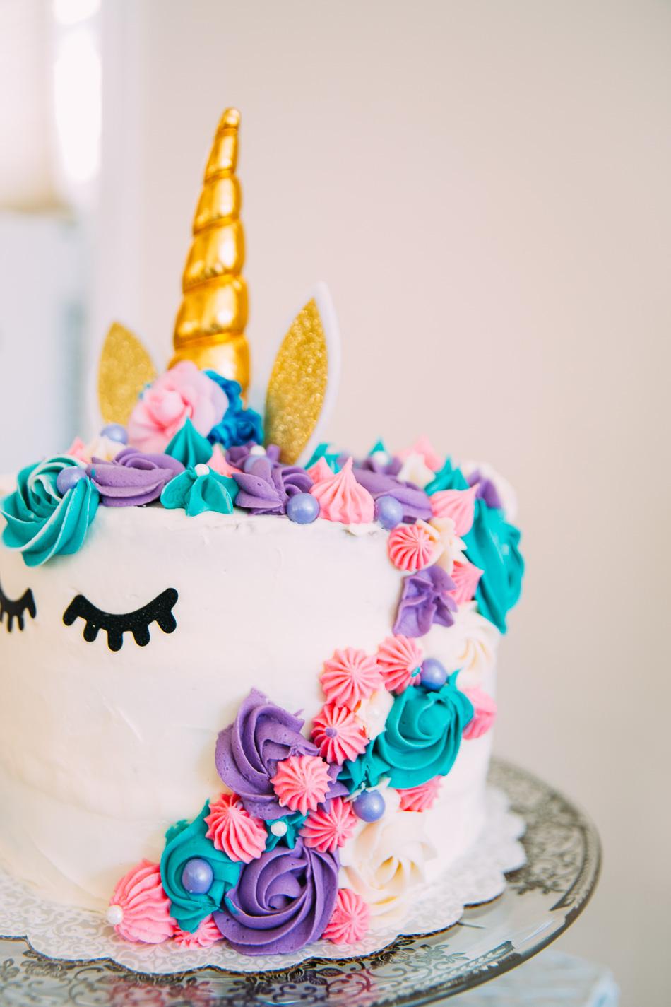 Marina S Unicorn Birthday Party Live Love Simple