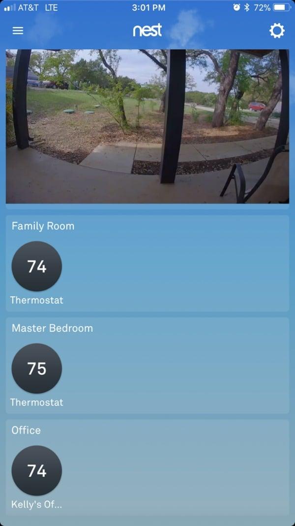 Lookout Security App