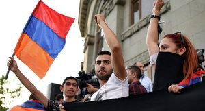 Ermenilerin selamladığı için