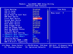 Sådan opretter du BIOS