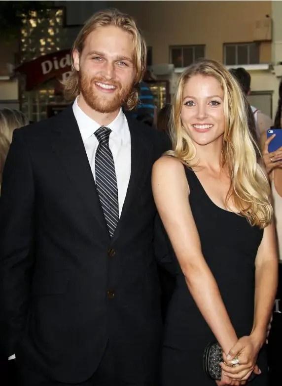 Wyatt Russell Sanne Hamers Family