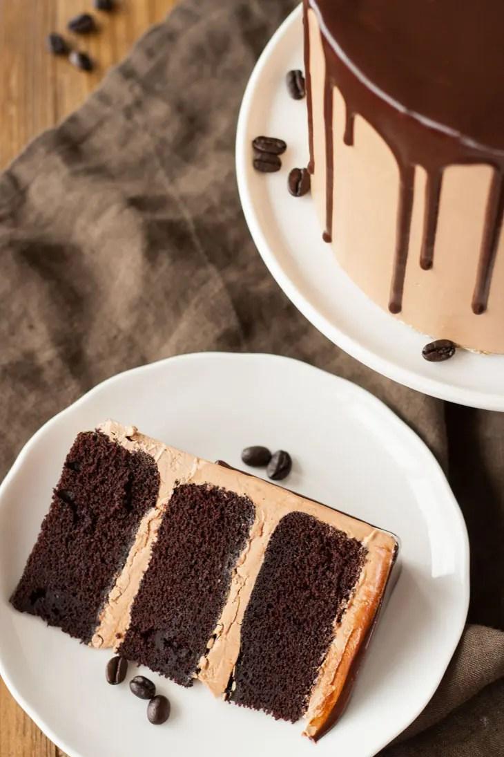 Chocolate Mocha Cake Liv For Cake