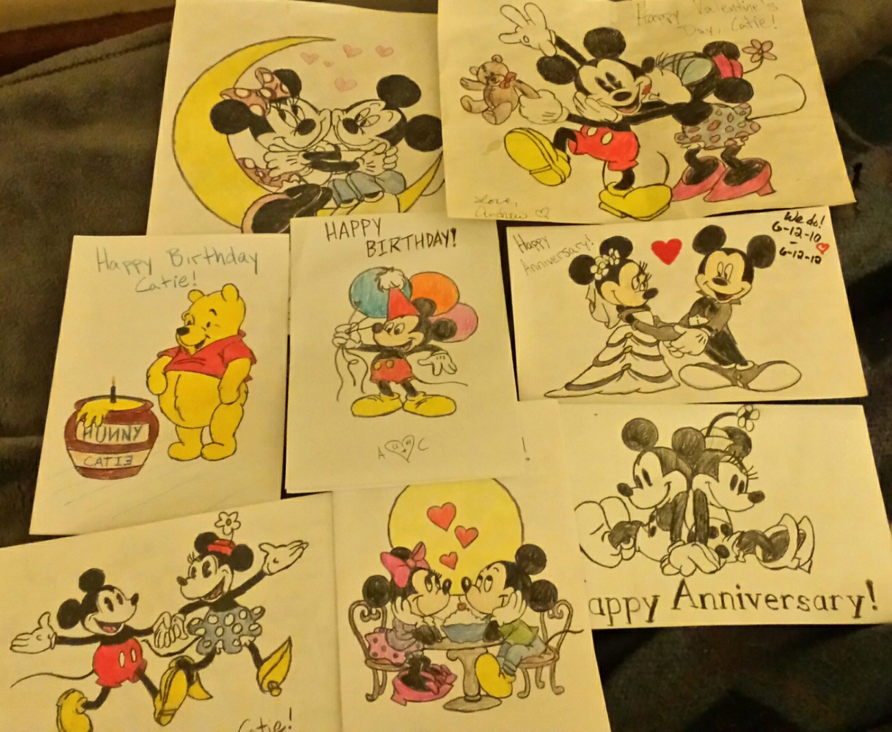 DIY Some Disney Love This Valentine's Day | Living in a ...