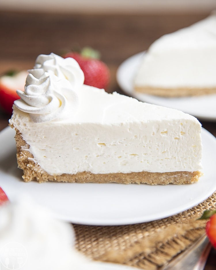 The best ever No Bake Cheesecake