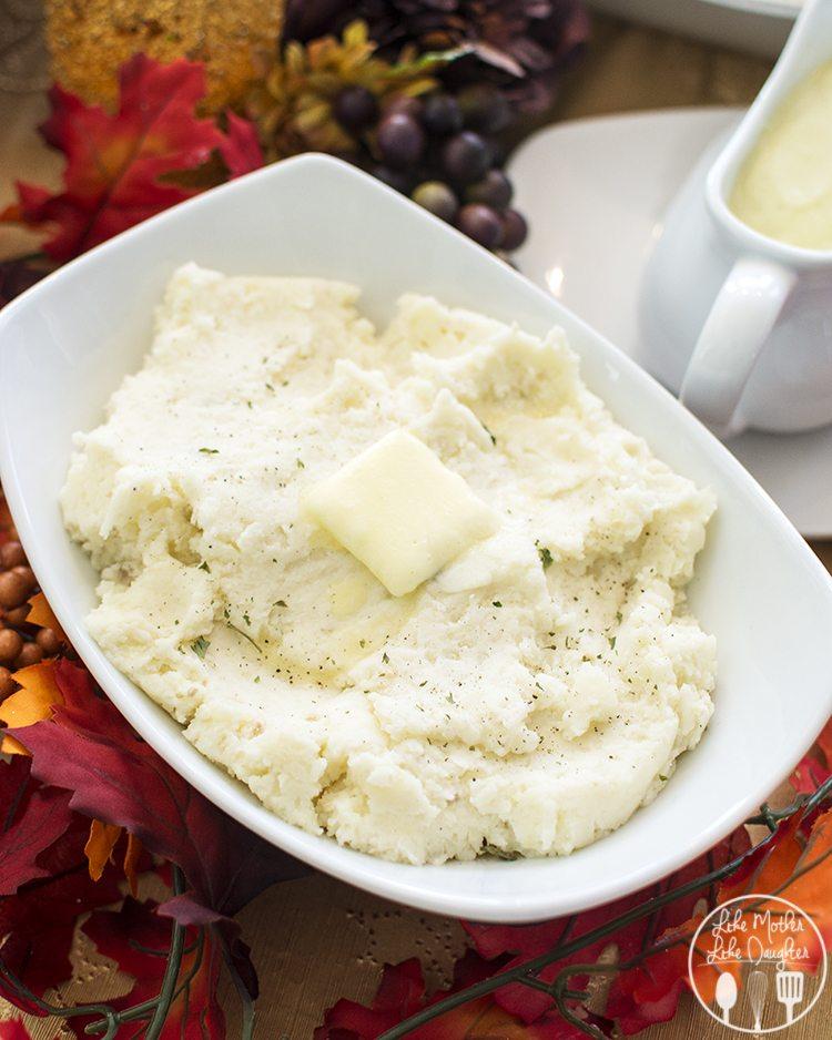 mashed potatoes 1