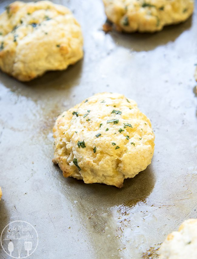 Cheddar Bay Biscuits - These copycat biscuits taste just like the original from Red Lobster. They're perfectly soft, flaky, cheesy, garlicky and ready in only 20 minutes!