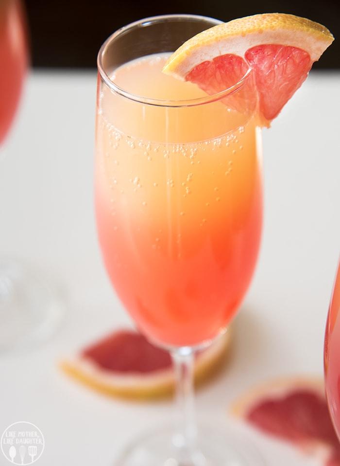 Grapefruit Non Alcoholic Drinks