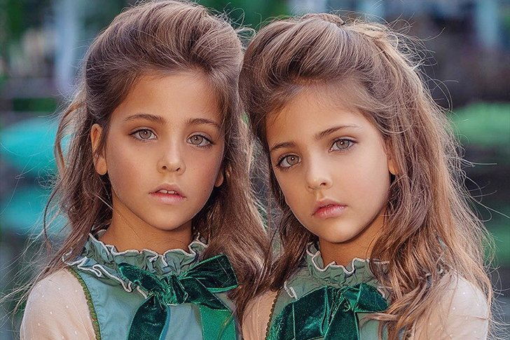 Most Beautiful Twins In The World - So Much Beauty That It ...
