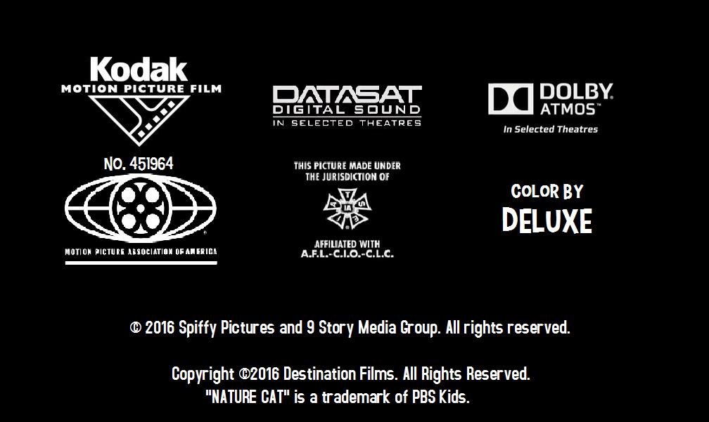 Kodak Motion Picture Film Logo Credits