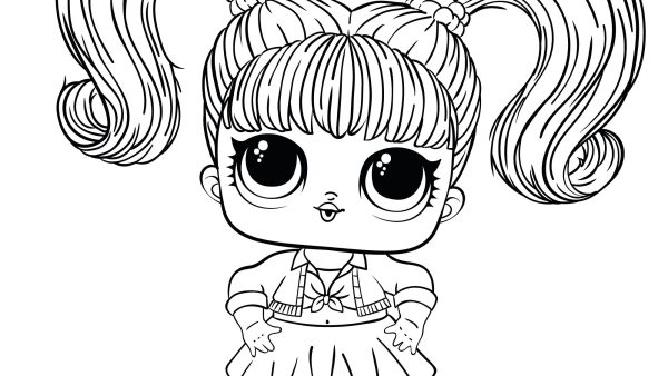 coloring pages of babies # 9