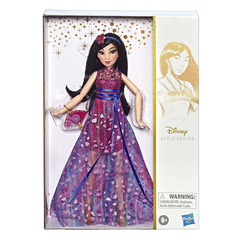 Disney Princess Style Series Of Modern Dolls Ariel Belle