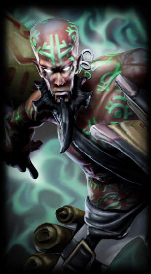 Human Ryze skin for SALE! - Get it NOW!