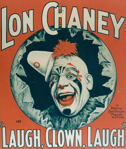 Laugh Clown Laugh Laugh Clown Laugh