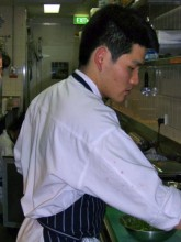 Featured image for post: Chichester's finest Korean chef