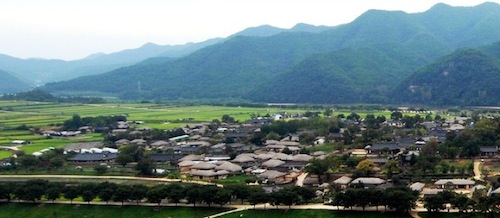 Featured image for post: Hahoe and Yangdong listed at UNESCO