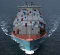 Thumbnail for post: Daewoo to build the world's largest container ships