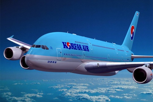 Featured image for post: Korean Air takes delivery of new Airbus