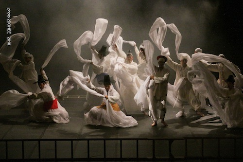Featured image for post: Top Korean artists at the 2011 Edinburgh International Festival