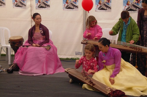 Featured image for post: Festival visit: Korea Calling at the Thames Festival 2011