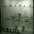 Thumbnail for post: Sena Gu's ceramics on show in Canary Wharf