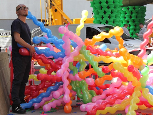 Post image for Choi Jeong-hwa: a summer on the South Bank
