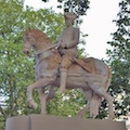 Thumbnail for post: Two months after installation, Shin Meekyoung's soapy Duke of Cumberland is still looking good