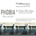 Thumbnail image for Exhibition news: Phobia – at Hanmi Gallery