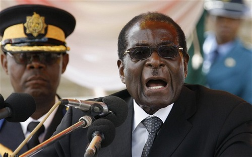 Featured image for post: North Korea's role in Robert Mugabe's power grab