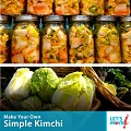 Thumbnail for post: FLOTUS makes her own simple kimchi