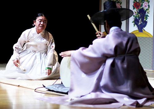 Featured image for post: Ahn Sook-sun's Pansori Night on Radio 3