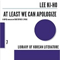 Thumbnail for post: Book review: Lee Ki-ho — At Least we can Apologize