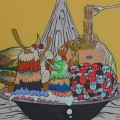 Thumbnail for post: Exhibition visit: Ha Young Kim's Modern Soup at 43 Inverness Street