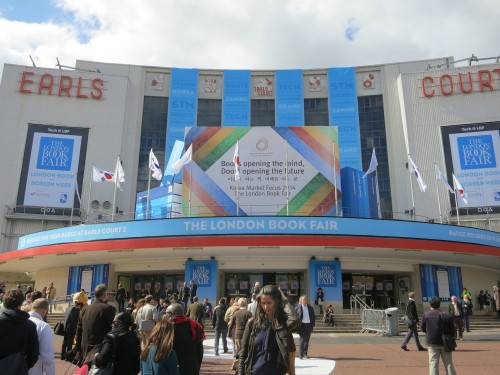 Featured image for post: London Book Fair – the photo gallery