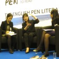 Thumbnail for post: LTI Korea video: Shin Kyung-sook in conversation with Arifa Akbar