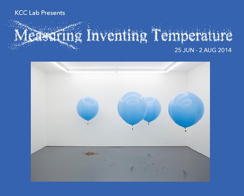 Post image for Inventing Temperature – the KCC's summer exhibition