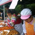 Thumbnail for post: The 2014 Korean Food Festival at the Fountain
