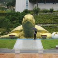 Thumbnail for post: If aliens landed in Gyeongnam, would they think Koreans worshipped the turtle?