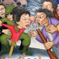 Thumbnail for post: Hong Seong-dam's art in the news again