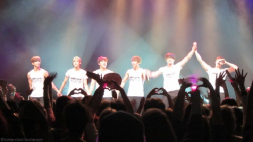 Featured image for post: The Massive reports from this week's UKISS gig